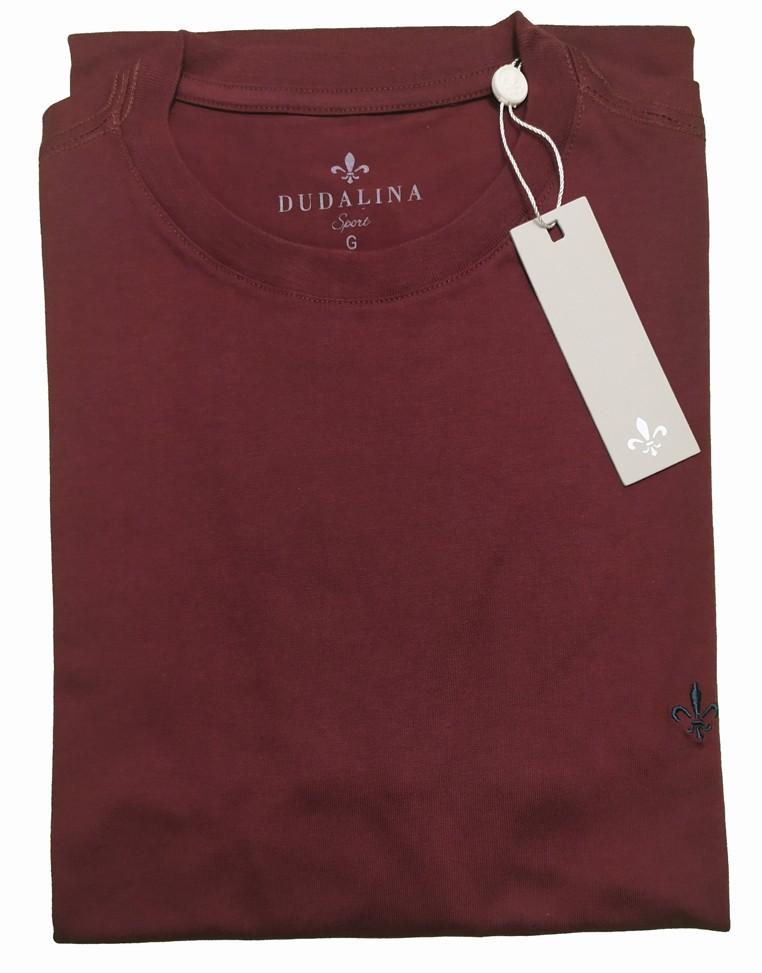 T-Shirt Camiseta Basíca Marsala  Dudalina
