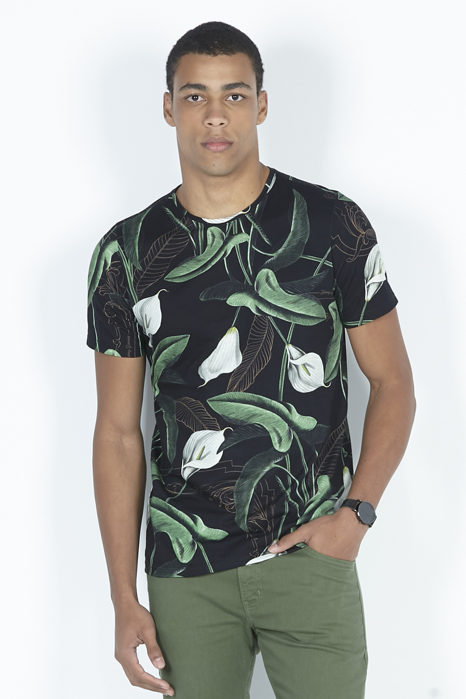 T-Shirt Camiseta Urban Estampa Digital Dimy