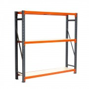 Mini Porta Paletes Inicial 3.00x1.85x0.50 - 3 Níveis 300 Kg