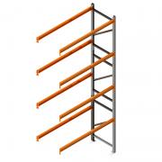 Porta Palete Complementar 3.00x1.22x1.00 - 4 Níveis 1.000 Kg