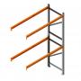 Porta Palete Complementar 3.00x1.22x1.00 - 2 Níveis 2.000 Kg