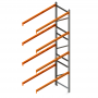 Porta Palete Complementar 3.00x1.22x1.00 - 4 Níveis 2.000 Kg