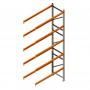 Porta Palete Complementar 5.00x2.30x1.00 - 5 Níveis 500 Kg