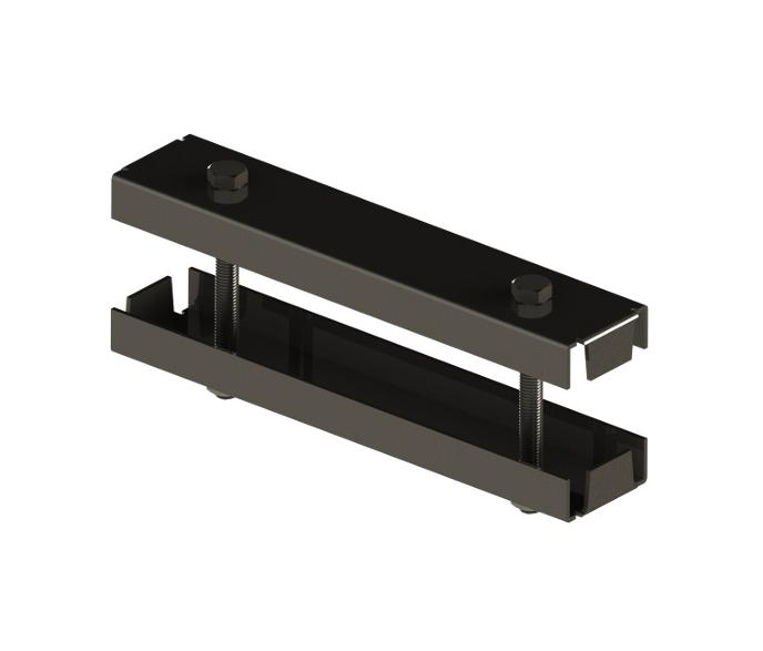 Distanciador EasyToque P305mm Cinza