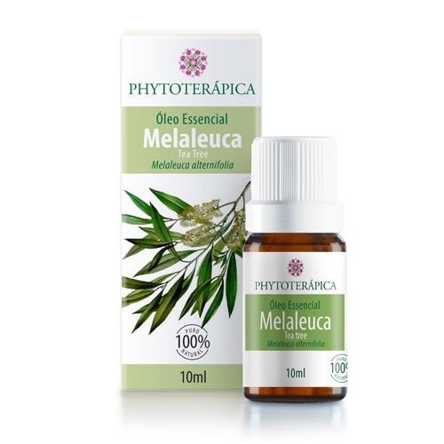 ÓLEO ESSENCIAL MELALEUCA (TEA TREE) 10ml Phytoterapica