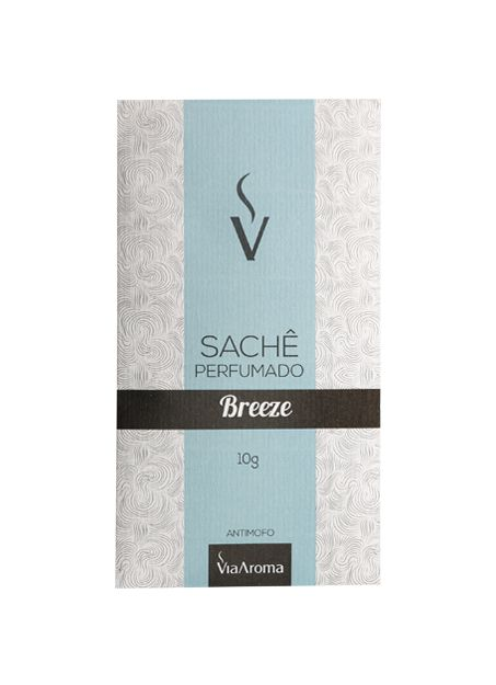 SACHÊ AROMATICO BREEZE 10g