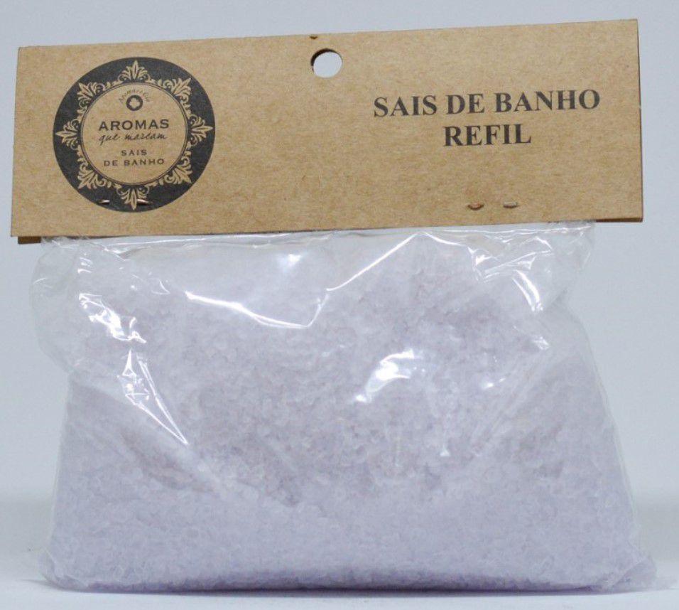 SAIS DE BANHO REFIL LAVANDA 500g