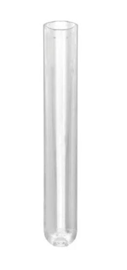 Tubo de Ensaio 15x100 mm Cap. 10ml PP Tranparente