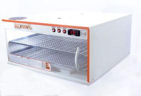 Chocadeira Eclopinto - 360/1000 Ovos + Ovoscópio Giratório + Ar Forçado + Viragem Automática