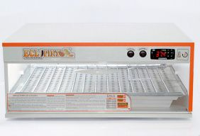 Chocadeira Eclopinto - 56 Ovos + Ovoscópio Giratório + Viragem Automática
