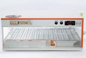 Chocadeira Eclopinto - 90 Ovos + Ovoscópio Giratório + Água e Viragem Automática