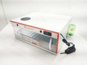 Chocadeira Eclopinto - 150 Ovos + Ovoscópio Giratório + Água e Viragem Automática