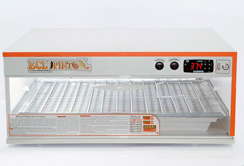 Chocadeira 40 Ovos + Digital, Ar Forçado