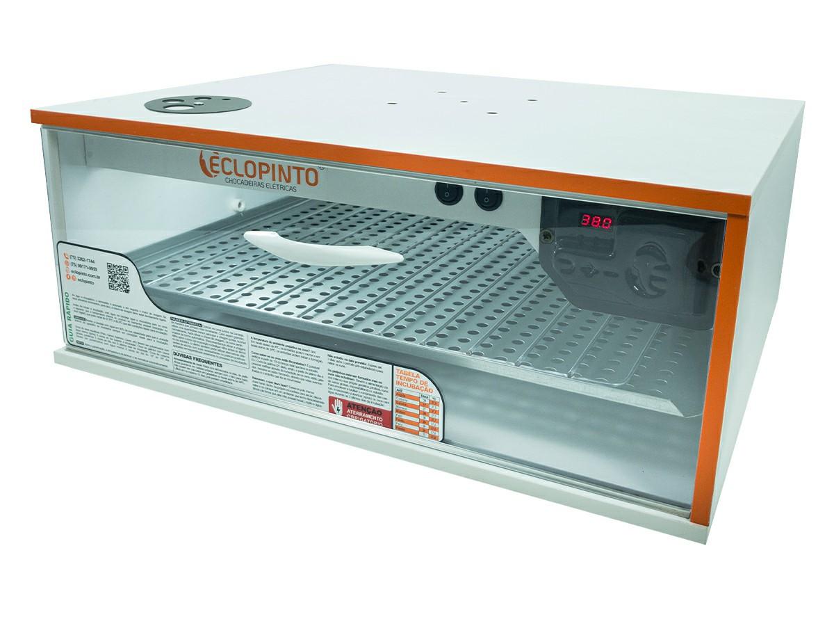 Chocadeira Automática - 100 Ovos + Ovoscópio