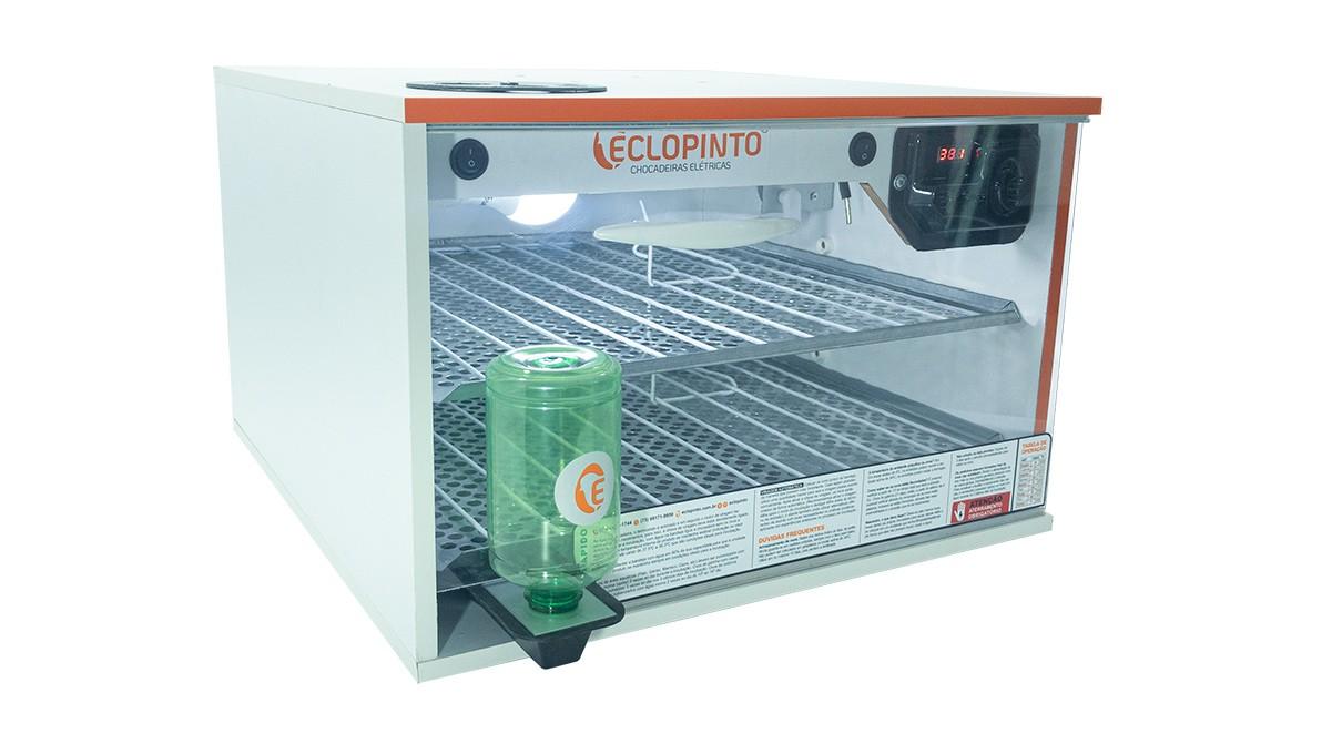 Chocadeira Automática - 180 Ovos + Ovoscópio e Água Automática