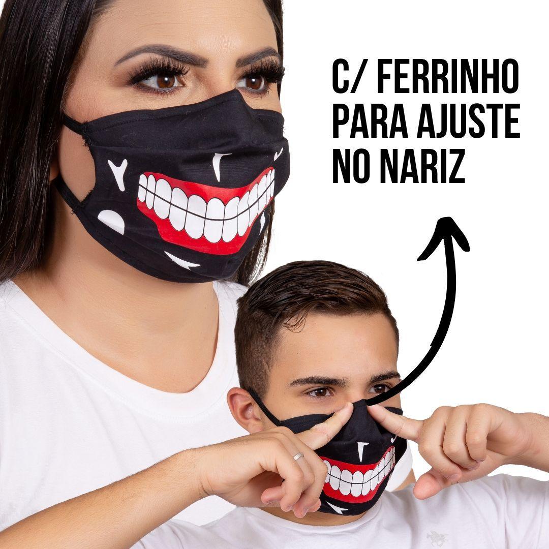 100 Máscaras Divertidas