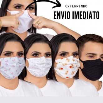 20 Máscara proteção para o rosto