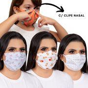 50 Máscara para REVENDA de  proteção para o rosto