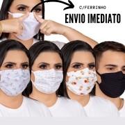 5 Máscara proteção para o rosto