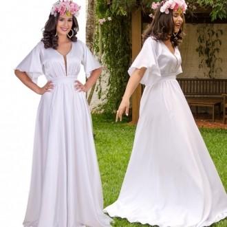 Vestido pré wedding  , fotografia de casamento