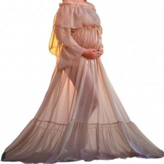 Vestido babado Vanessa briani