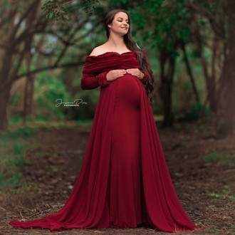 Vestido Inverno Luxo + Saia Sereia