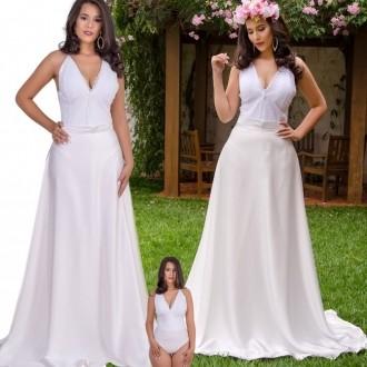 Vestido pré wedding, fotografia de casamento