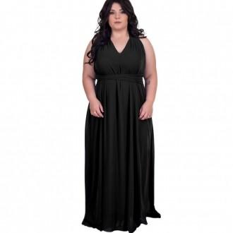 Vestido pre wedding pluz size