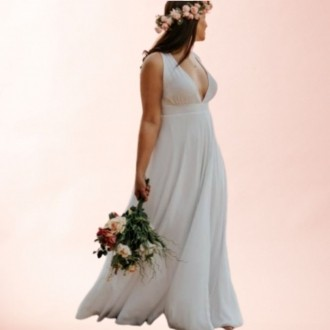 Vestido Pré Weeding, Casamento Civil