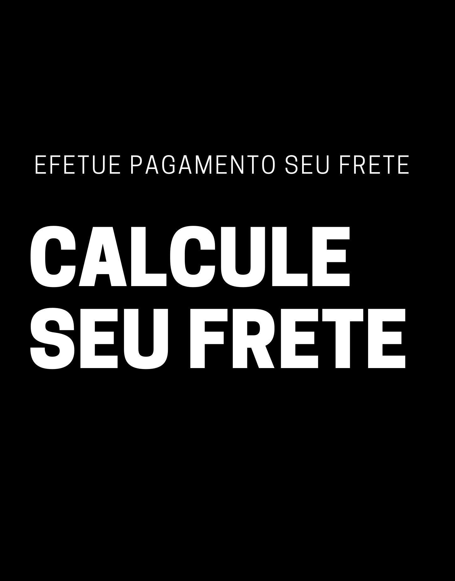 FRETE PARA SEU ENDEREÇO COM ENVIO DIRETO DA FABRICA
