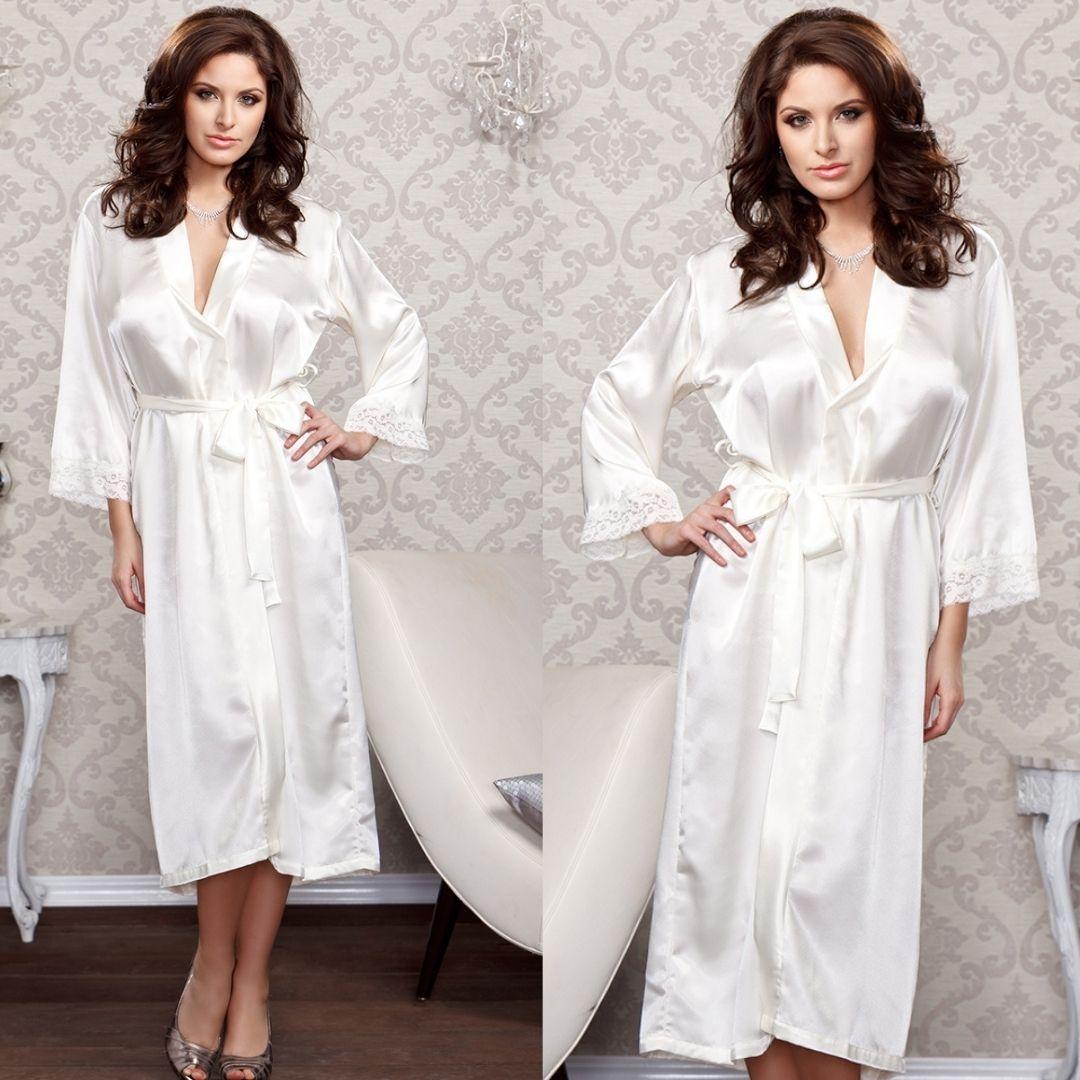 Robe Longo Bordado Noiva