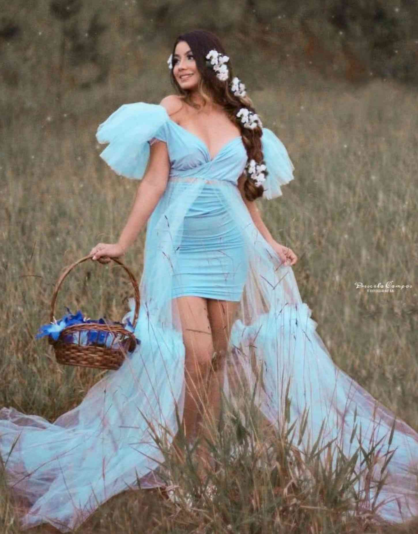 Vestido Fadinha FINE ART + Body Removível