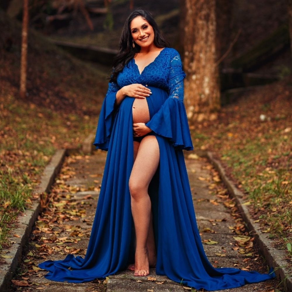 Vestido Robe by Rodrigo Couto + Short