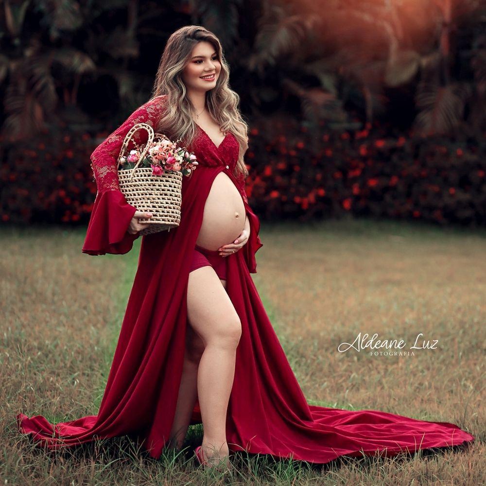 Vestido Robe Rodrigo Couto + Saia Sereia