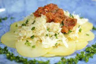 Assado de Bacalhau com Batatas