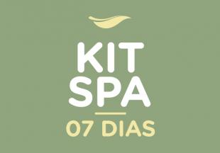 Kit Spa 7 dias