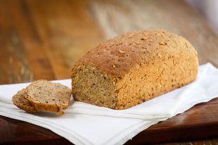 Pão 100% Integral com Sementes
