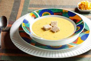 Sopa Creme de Milho