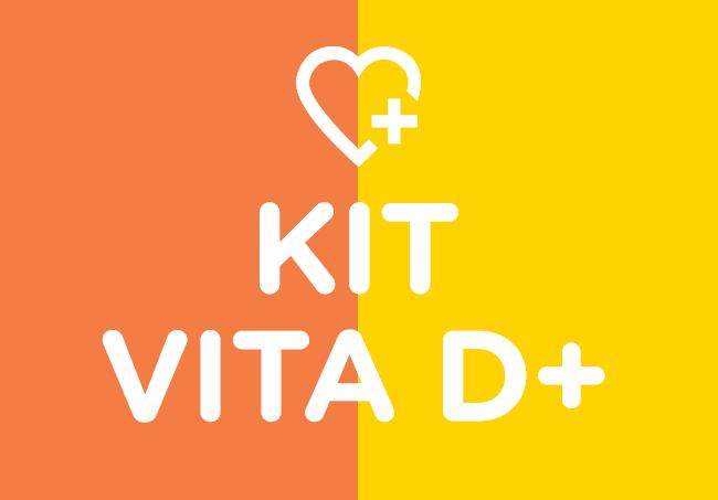 Kit VITA D+