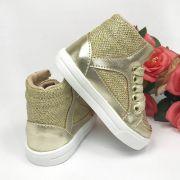 Coturno Streetwear Dourado