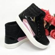 Coturno Streetwear Preto
