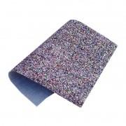 Lonita Flocada Glitter Colorido