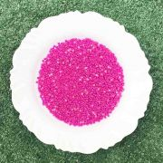 Meia Pérola 6mm Pink