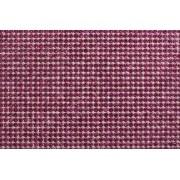 Micro Manta de Strass Pink