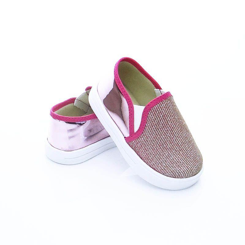 Alpargata Pink Glitter