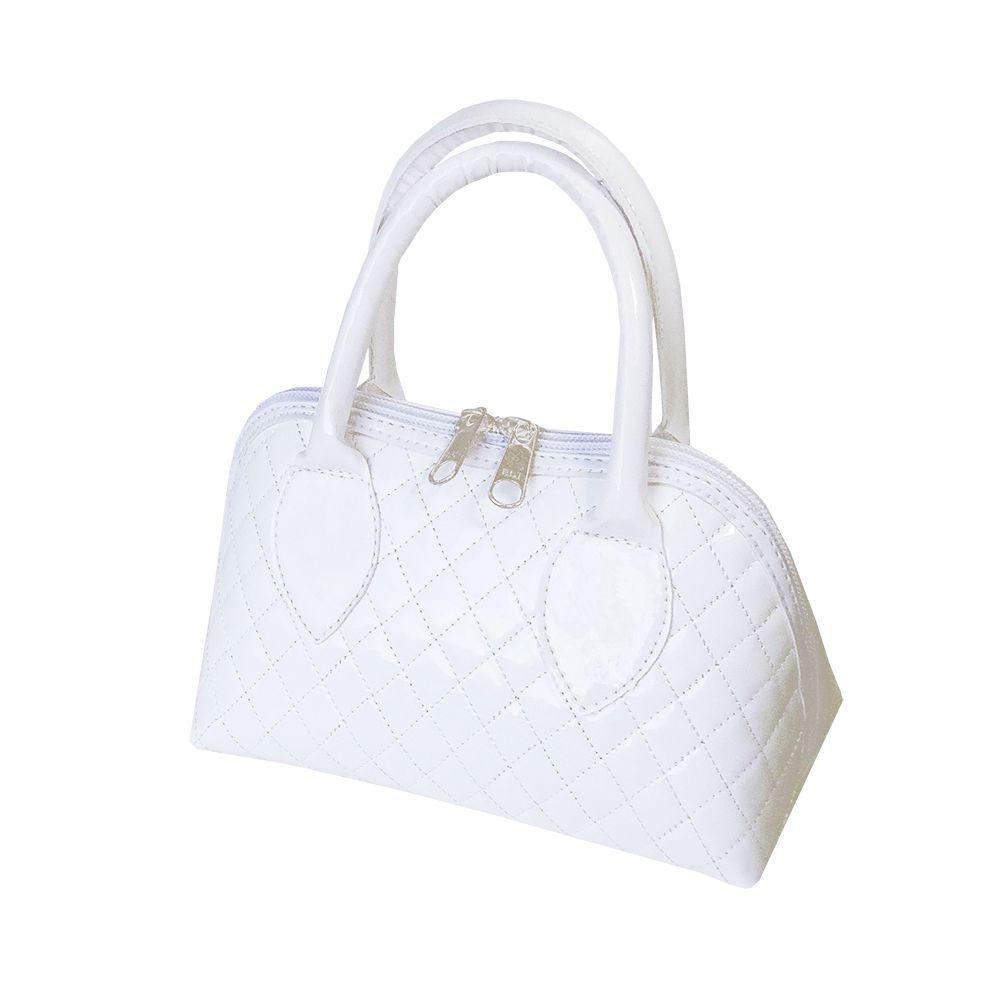 Bolsa Branca Matelassê
