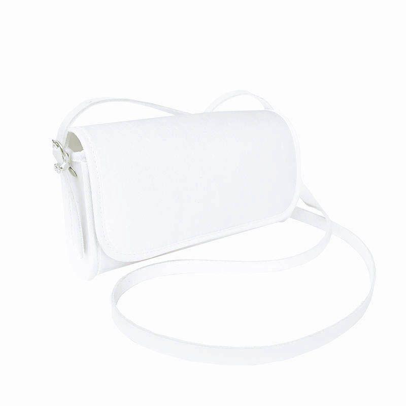 Bolsa Clutch Branca