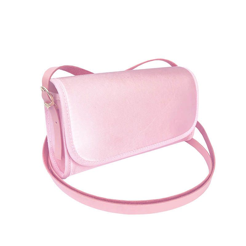 Bolsa Clutch Rosa