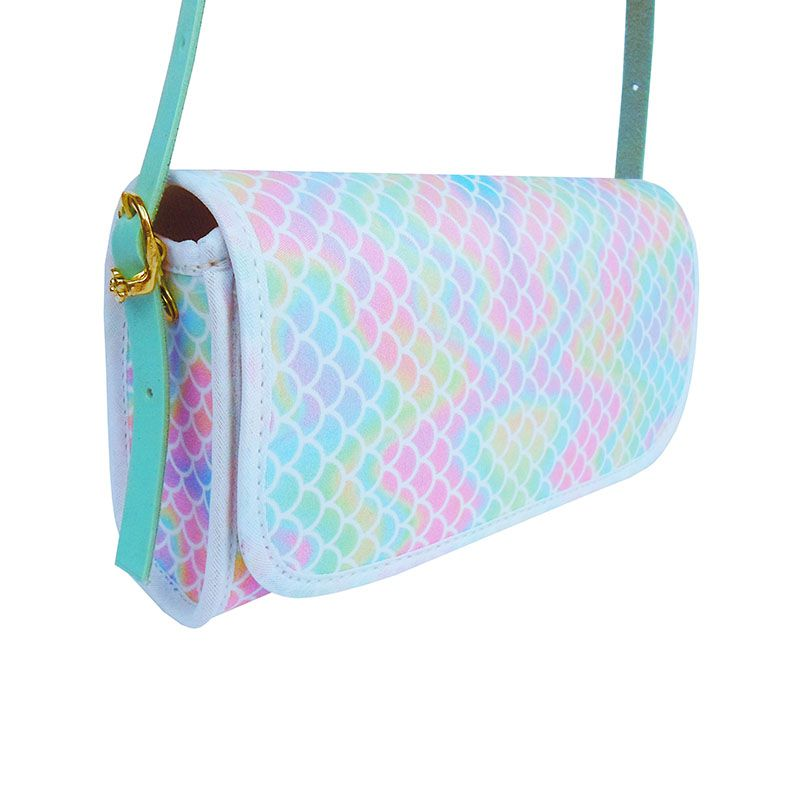 Bolsa Clutch Sereia Color