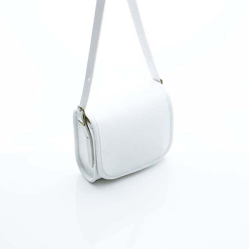 Bolsa Clutch Bebê Branca